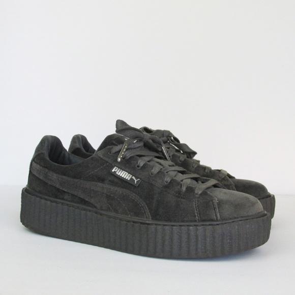 best sneakers 4ea79 ca836 Puma Fenty by Rihanna | Platform Sneakers Creepers